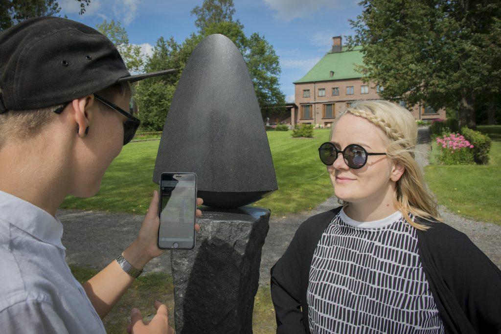 Mobile Führungen der Serlachius Museen