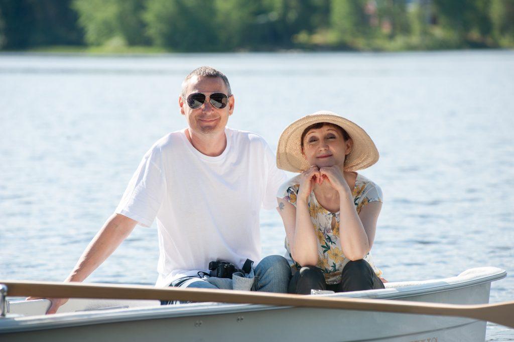 En tips inför besöket: uppleva naturen hos Serlachiusmuseer med att låna en roddbåt