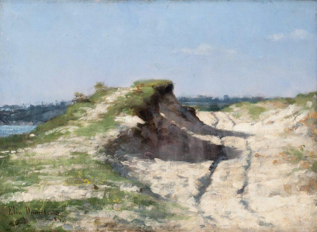 Elin Danielson-Gambogi, Rantadyyni, 1884