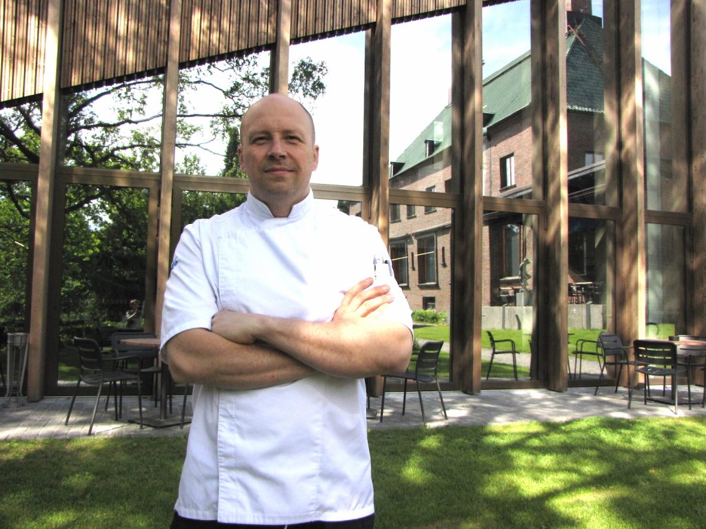 Resturateur Henri Tikkanen offers culinary experiences for small groups at his culinary school.
