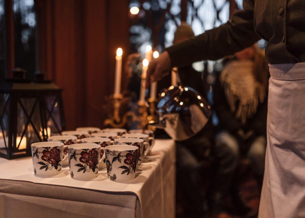 Teemaruokailut järjestyvät ravintola Göstassa