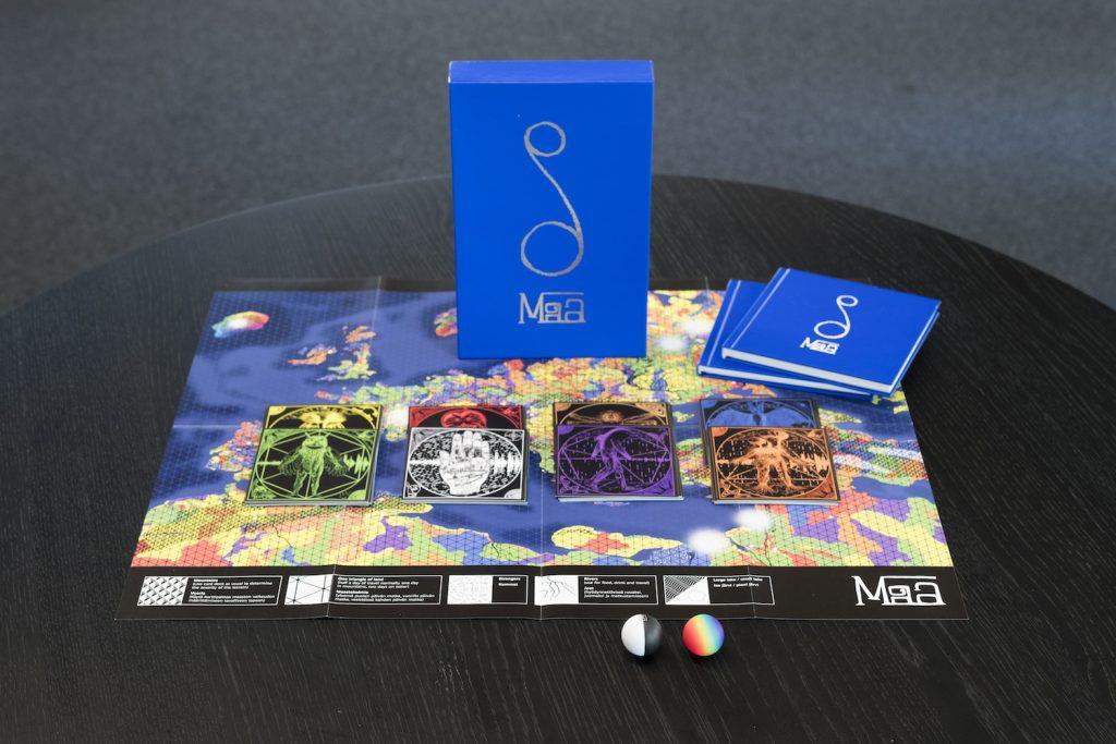 Roolipeli Maa – Role-playing game Maa