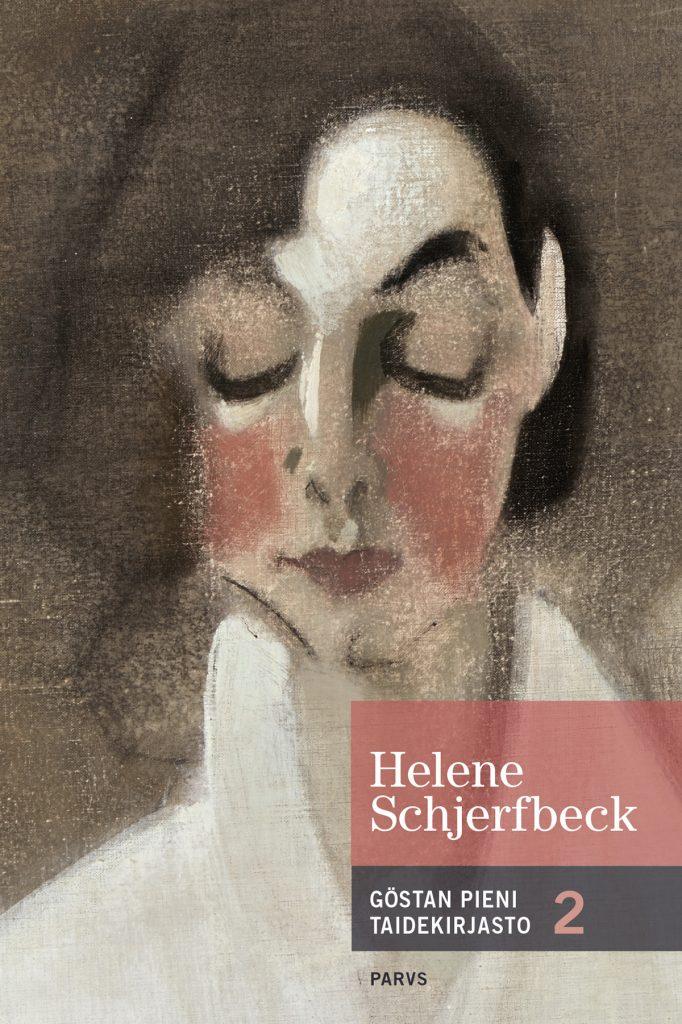 Helene Schjerfbeck - Göstan pieni taidekirjasto 2. Serlachius museoiden julkaisun kansikuva.
