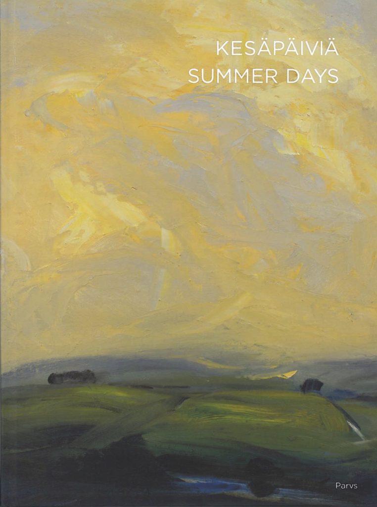 Kesäpäiviä - Summer Days teoksen kansikuva