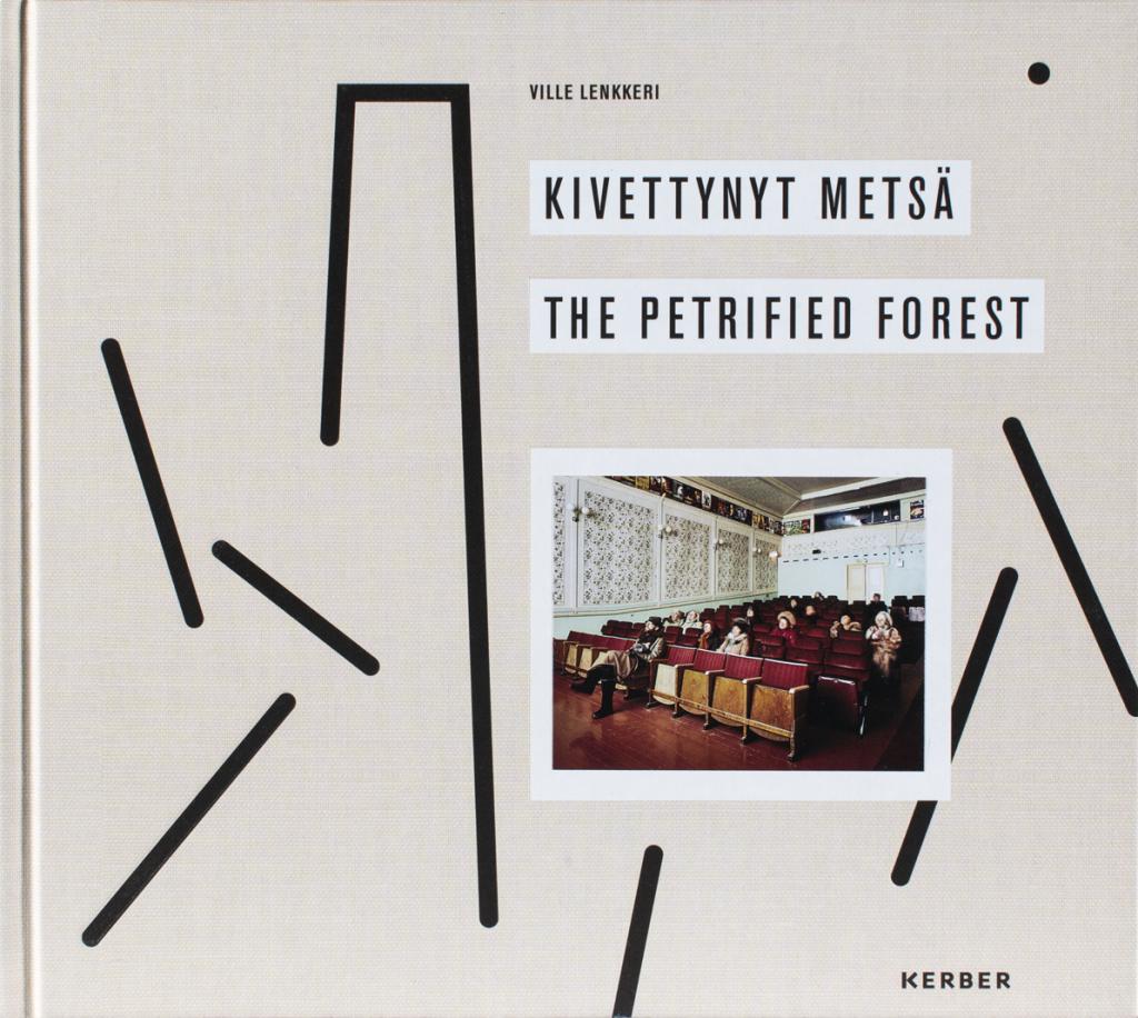 Kivettynyt metsä, The Petrified Forest -teoksen kansikuva