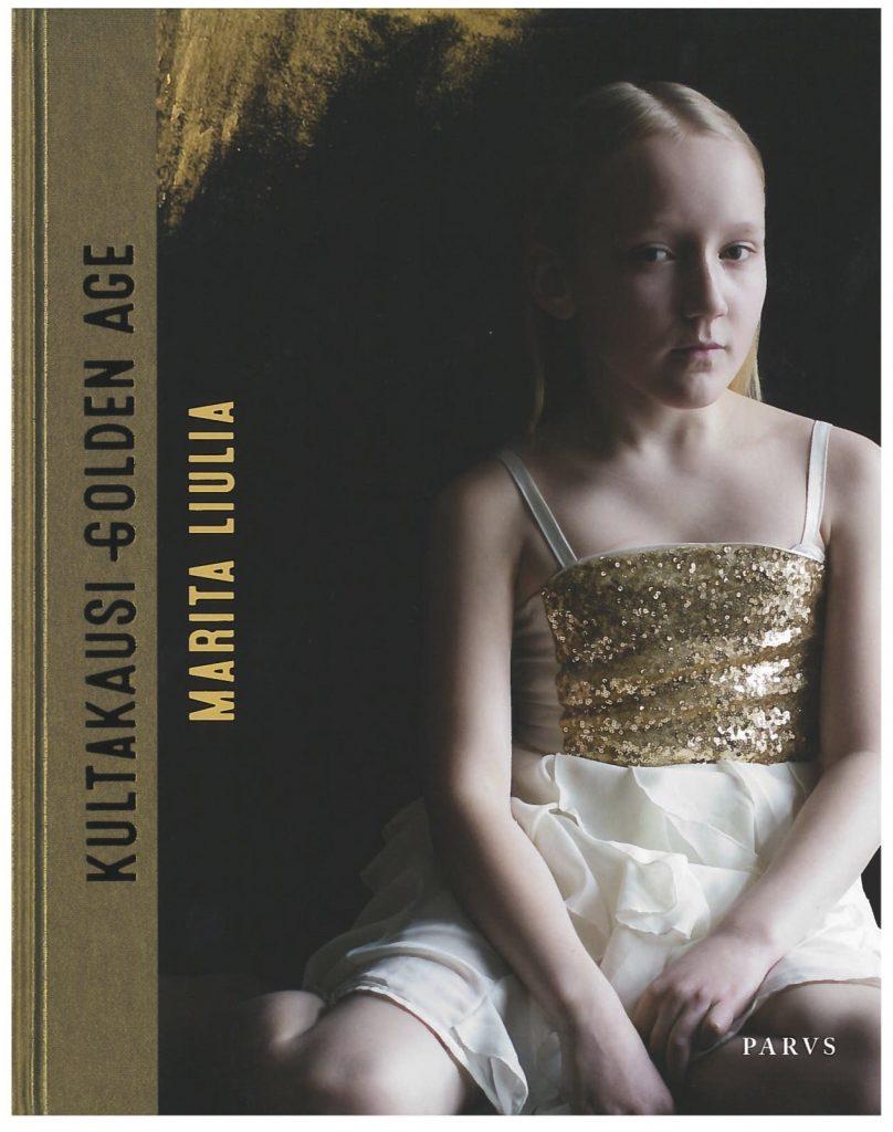 Kultakausi – Golden Age -kirjan kansikuva