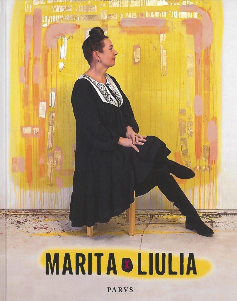 Serlachius museoiden Marita Liuliasta kertovan julkaisun kansikuva