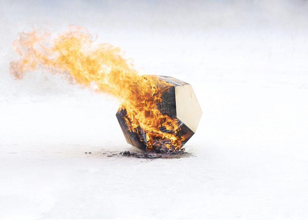 Nanna Hänninen, How About the Future? , sarjasta Now is Now, 2019, digitaalinen värituloste.