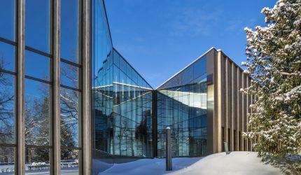 Serlachius-Museo Gösta paviljonki. Kuva: Timo Nieminen.