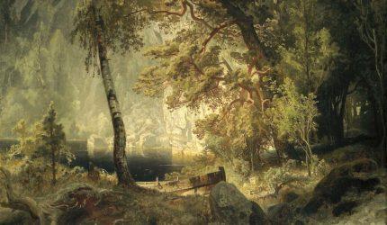 Verner Holmberg, Aihe Torisevalta (osakuva), 1859, öljyväri kankaalle, Signe och Ane Gyllenbergs stiftelse.