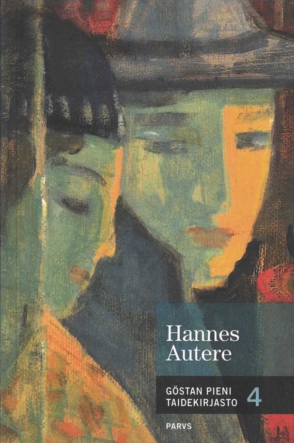 Hannes Autere, Göstan pieni taidekirjasto 4