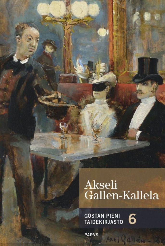 Akseli Gallen-Kallela -julkaisu