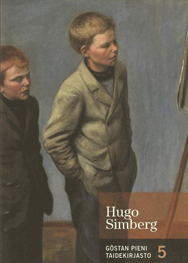 Hugo Simberg, Göstan pieni taidekirjasto 5.