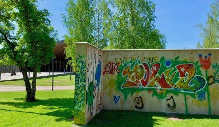 graffiti-art museum-park-workshop